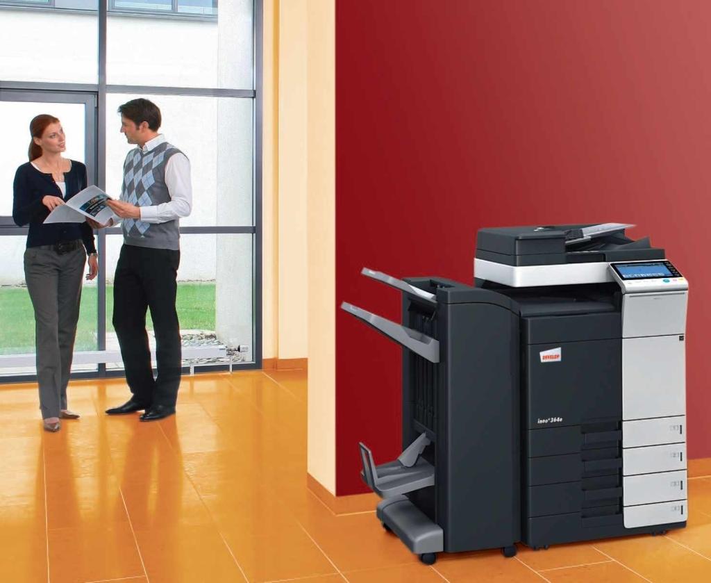 Impresora per empresa cost per us o cost per còpia Develop