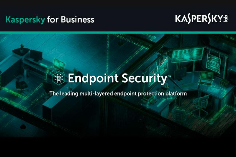 Ciberseguretat, Kaspersky endpoint, antivirus professional