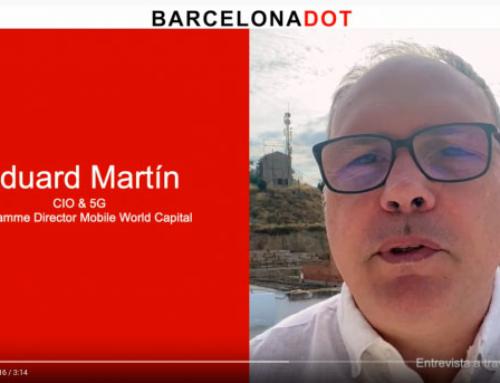 Què suposa el 5G per a les pimes – Eduard Martín, CIO & 5G Programme Director